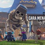 cara menang battle clash royale