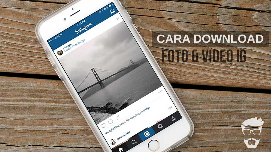 Cara Download Foto & Video dari Instagram di HP Android