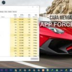 cara mengatasi force close di pc laptop
