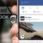 cara upload video di fb