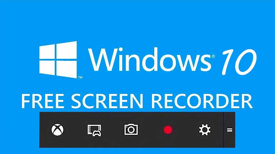 Cara Screen Recorder / Merekam Layar Komputer & Laptop jadi Video