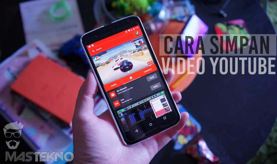 Cara Simpan Video di Youtube tonton tanpa Kuota / Offline di Android
