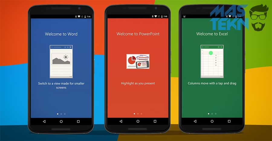Cara Membuka Microsoft Office Word, Excel, PowerPoint di Android