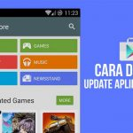 cara disable auto update aplikasi android