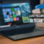cara password folder di windows pc