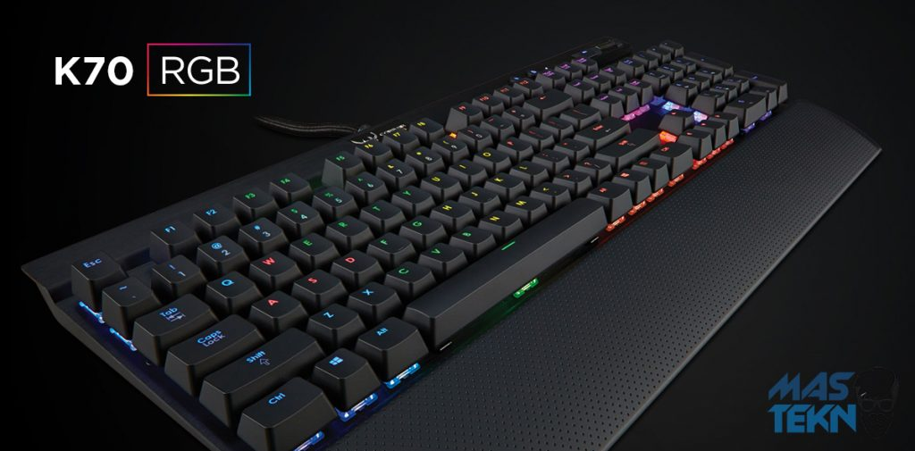 7 rekomendasi keyboard gaming mechanical terbaik 2017