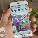 cara download instagram story di android