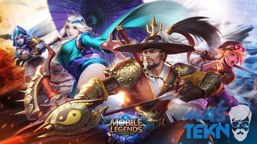 cara live streaming ml mobile legends