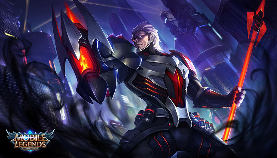 cara ganti akun mobile legends di hp android