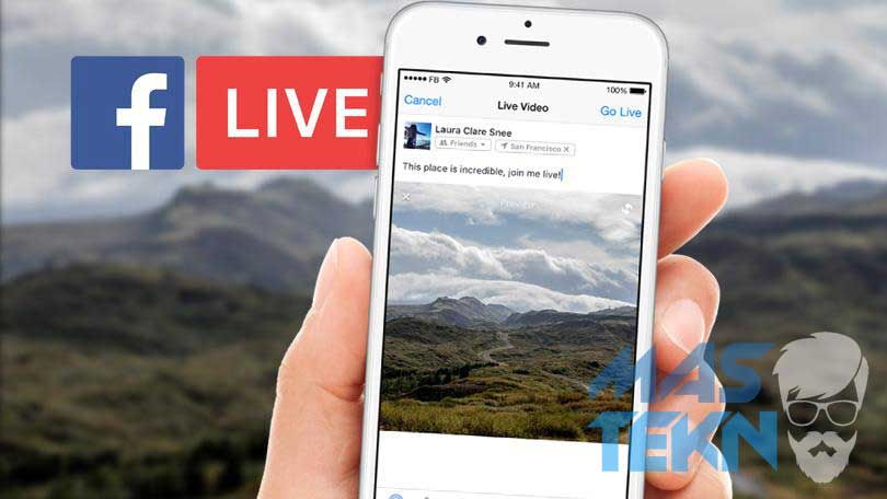 Cara Upload Video / Live Streaming Facebook dengan Mudah