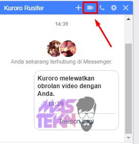 Cara Melakukan Video Call Facebook di Hp dan PC Gratis