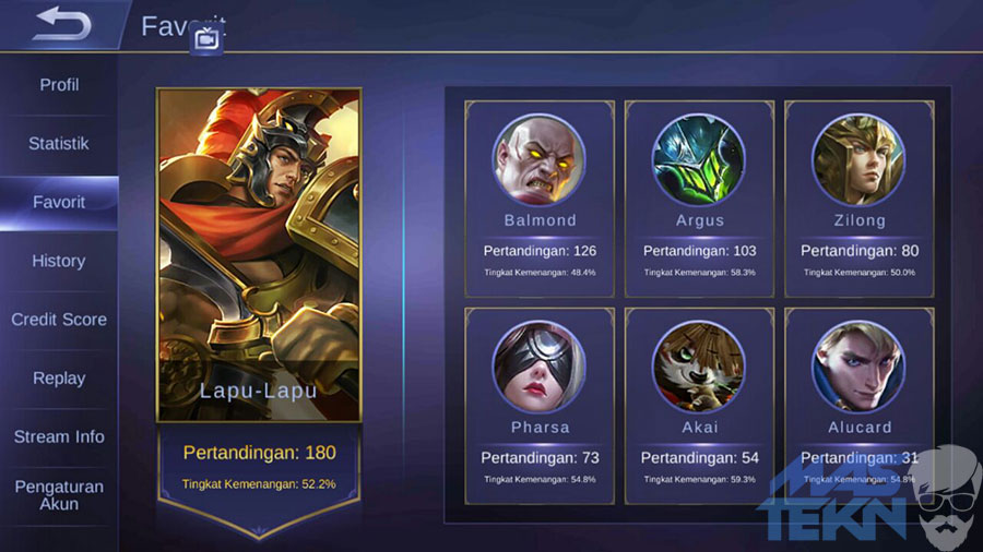 cara ampuh menang di mobile legends