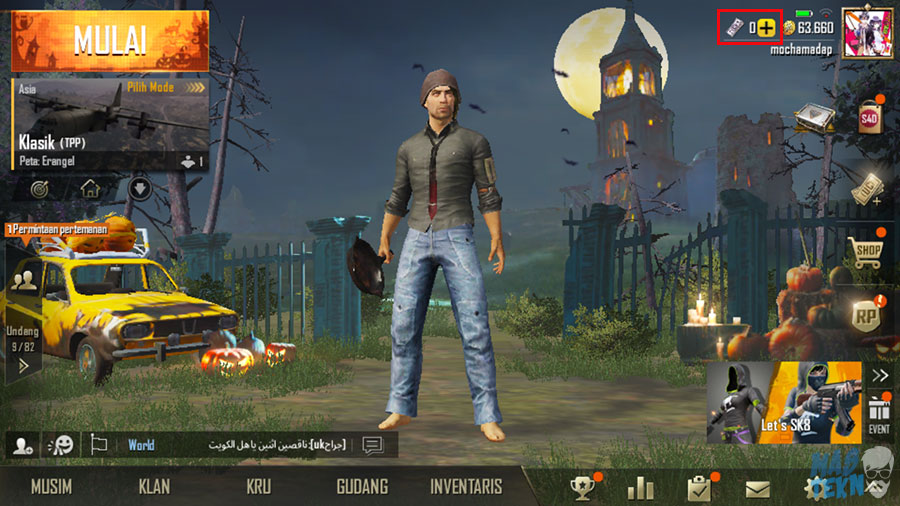 √ Cara Top-Up Cash UC di PUBG Mobile dengan Pulsa Termudah 2019