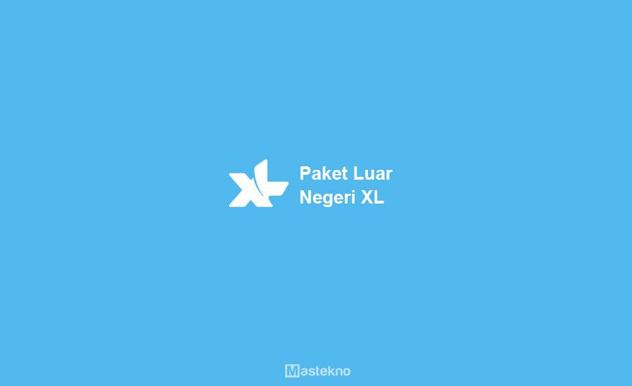Paket Internet Luar Negeri XL
