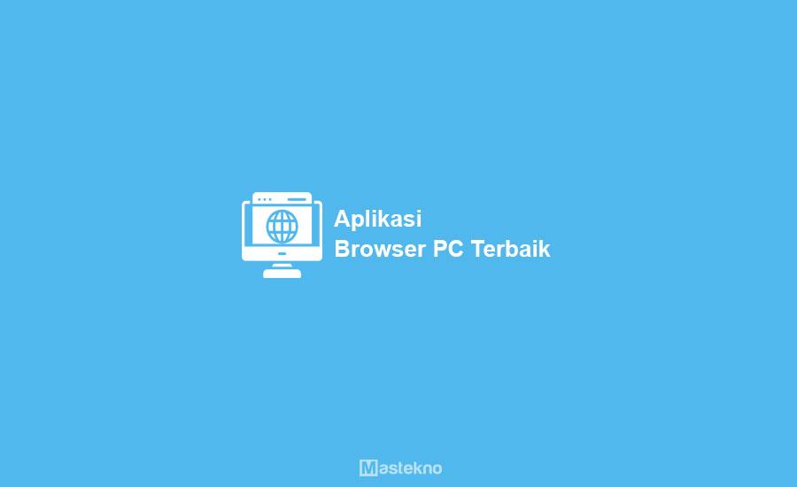 Aplikasi Browser Laptop PC