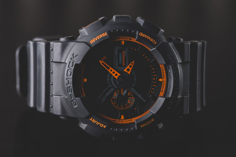 3 Cara Setting Jam Tangan Digital Q&Q, Digitec, G-Shock