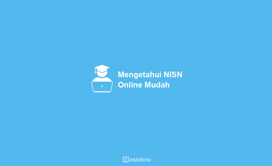 Cara Cek NISN Online