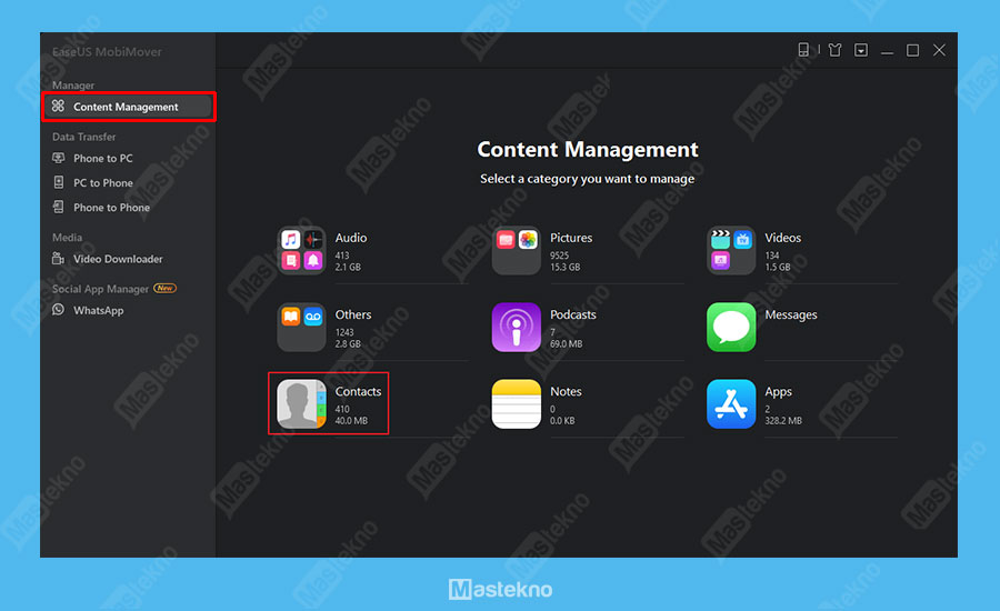 Cara Transfer File iPhone ke PC