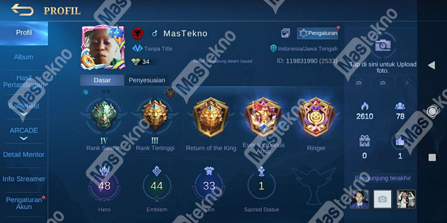 unbind akun moonton fb vk play2