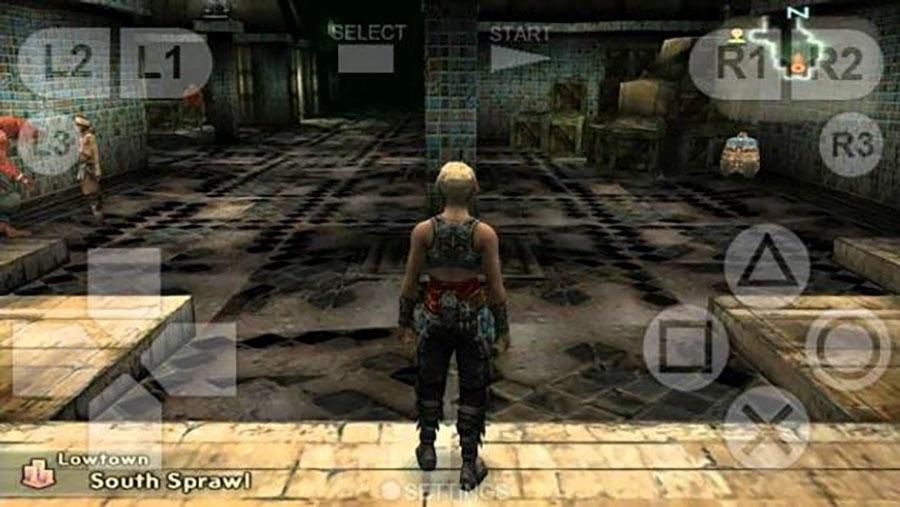 ptwo ps2 android